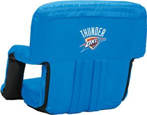 Picnic Time NBA OKC Thunder Ventura Recliner
