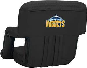 Picnic Time NBA Denver Nuggets Ventura Recliner