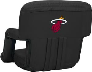 Picnic Time NBA Miami Heat Ventura Recliner