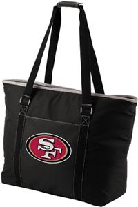 Picnic Time NFL San Francisco 49ers Cooler Tote
