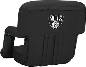 Picnic Time NBA Brooklyn Nets Ventura Recliner