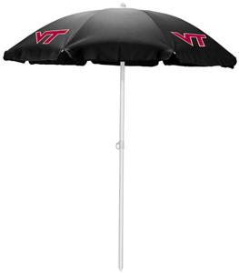 Picnic Time Virginia Tech Hokies Sun Umbrella 5.5