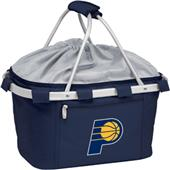 Picnic Time NBA Pacers Insulated Metro Basket