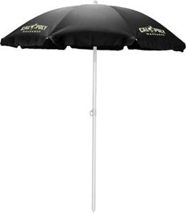 Picnic Time Cal Poly Mustangs Sun Umbrella 5.5
