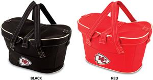 Picnic Time NFL Kansas City Chiefs Mercado Basket