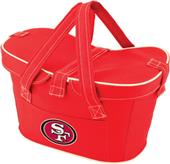 Picnic Time NFL San Francisco 49ers Mercado Basket