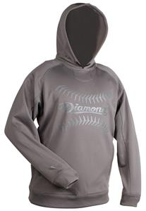 Diamond Mens Long Sleeve Pro Hoodie