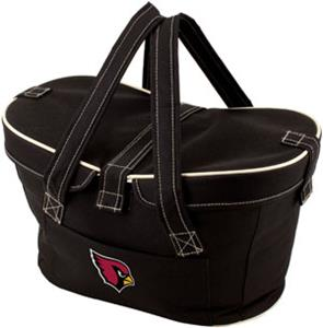 Picnic Time NFL Arizona Cardinals Mercado Basket