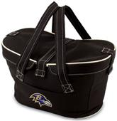 Picnic Time NFL Baltimore Ravens Mercado Basket