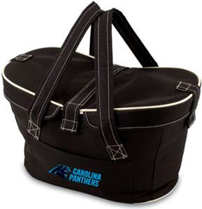 Picnic Time NFL Carolina Panthers Mercado Basket