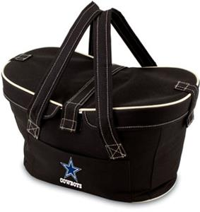 Picnic Time NFL Dallas Cowboys Mercado Basket