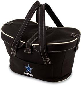 Picnic Time NFL Dallas Cowboys Mercado Basket