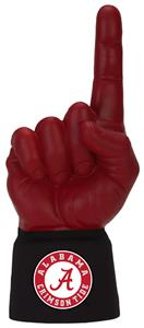 Foam Finger University of Alabama Combo