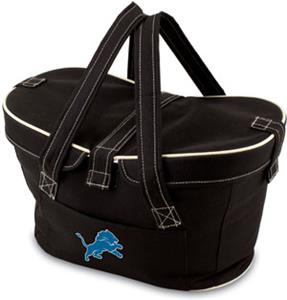 Picnic Time NFL Detroit Lions Mercado Basket