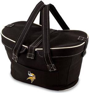 Picnic Time NFL Minnesota Vikings Mercado Basket