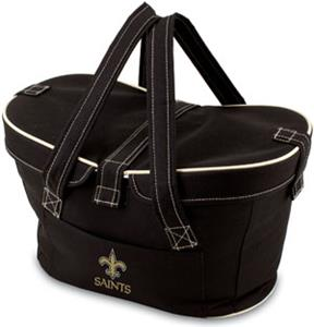 Picnic Time NFL New Orleans Saints Mercado Basket