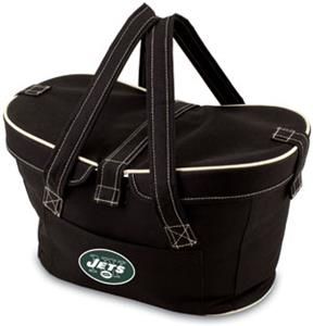 Picnic Time NFL New York Jets Mercado Basket