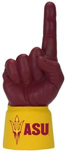 Foam Finger Arizona State University Combo