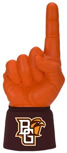 Foam Finger Bowling Green State University Combo