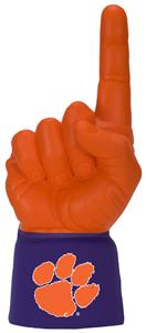 Foam Finger University of Clemson Combo