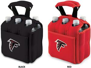 Picnic Time NFL Atlanta Falcons Six Pack Holder