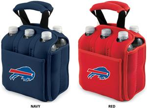 Picnic Time NFL Buffalo Bills Six Pack Holder