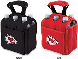 Picnic Time NFL Kansas City Chiefs Six Pack Holder