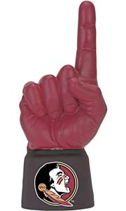 Foam Finger Florida State University Combo
