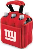 Picnic Time NFL New York Giants Six Pack Holder