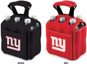 Picnic Time NFL New York Giants Six Pack Holder