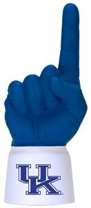 Foam Finger University of Kentucky Combo