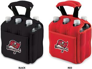 Picnic Time NFL Tampa Bay Buccaneers 6 Pack Holder