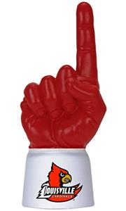 Foam Finger University of Louisville Combo