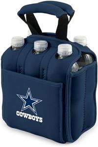 Picnic Time NFL Dallas Cowboys Six Pack Holder