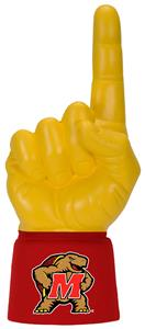 Foam Finger University of Maryland Combo
