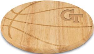 Picnic Time Georgia Tech Basketball Cutting Board