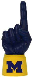 Foam Finger University of Michigan Combo