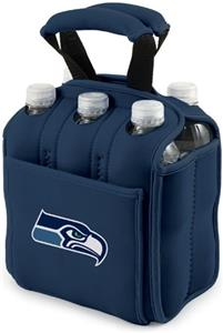 Picnic Time NFL Seattle Seahawks Six Pack Holder