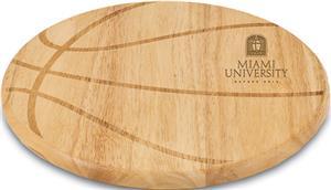 Picnic Time Miami Redhawks Cutting Board
