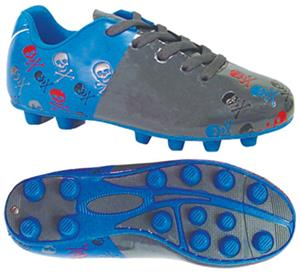 Vizari Youth Skulls Soccer Cleats