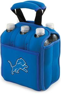 Picnic Time NFL Detroit Lions Six Pack Holder