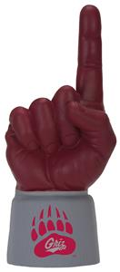 Foam Finger University of Montana Combo