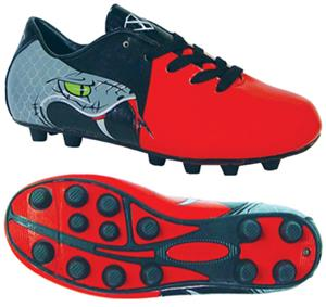 Vizari Youth Snake Soccer Cleats