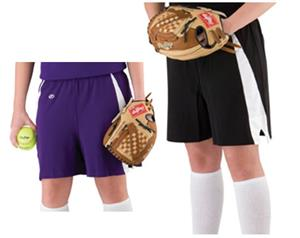 Rawlings WSBI Womens Softball Shorts  WSBI