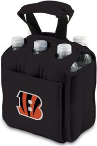 Picnic Time NFL Cincinnati Bengal Six Pack Holder