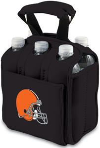 Picnic Time NFL Cleveland Browns Six Pack Holder
