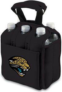Picnic Time NFL Jacksonville Jaguar 6 Pack Holder