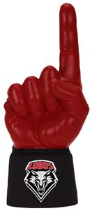 Foam Finger University of New Mexico Combo