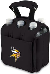 Picnic Time NFL Minnesota Vikings Six Pack Holder