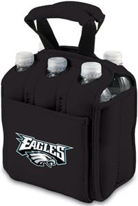 Picnic Time NFL Philadelphia Eagle 6 Pack Holder